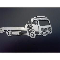 Mercedes 817 Пътна Помощ